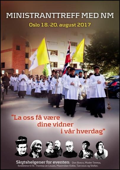 Ministrant-NM 2017 Plakat